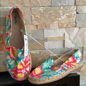 Mossimo tropical Rita shoes